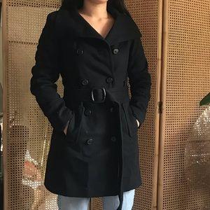 Anne Klein Peacoat Black